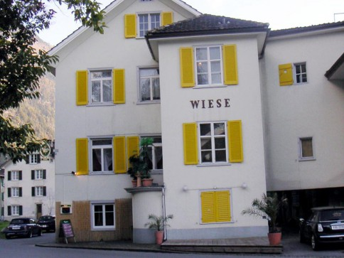 3 1/2-Zimmerwohnung in Glarus / Ennenda