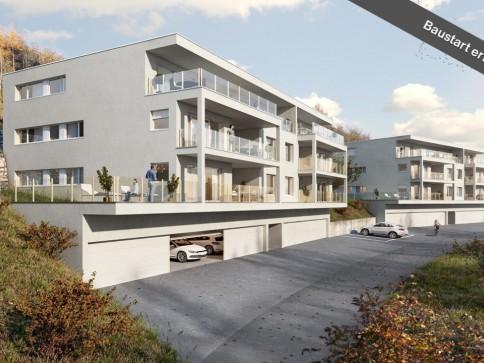 3.5-Zi. Neubauwohnung - Attraktiver Wohnraum an ruhiger Aussichtslage!