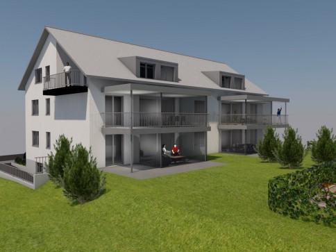 3.5 Zimmer-Dachwohnung, Neubau W5