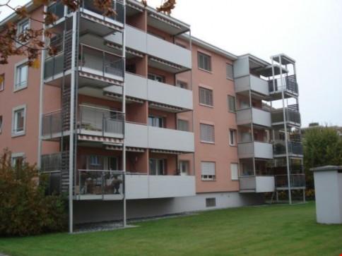 3-Zimmer-Wohnung in ruhigem Wohnquartiert