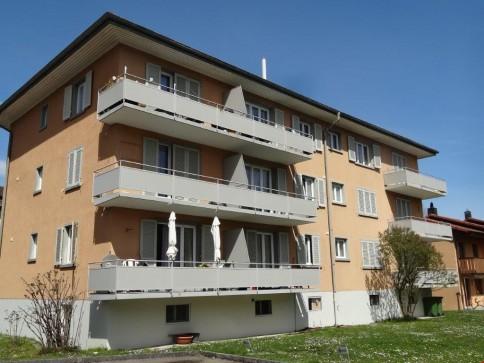 3-Zimmerwohnung in ruhigem Wohnquartier