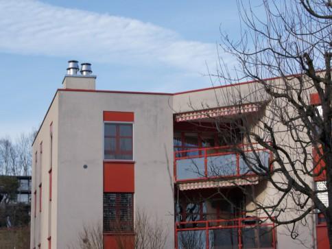 4.5 pièces au dernier étage avec vue sur les préalpes