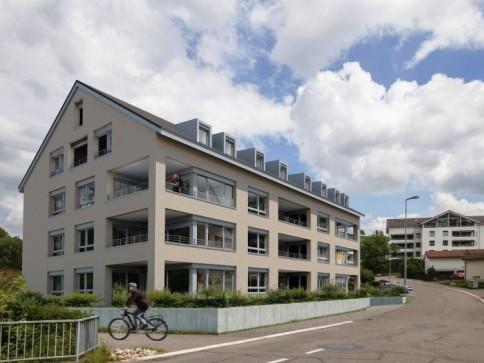 4.5 Zi-Dachwohnung, Neubau W11