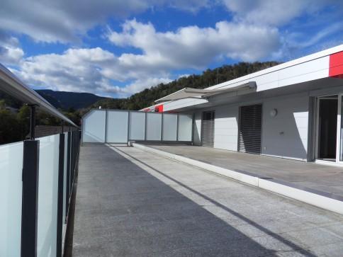4.5-Zimmer-Attika-Whg. / grosse Terrasse
