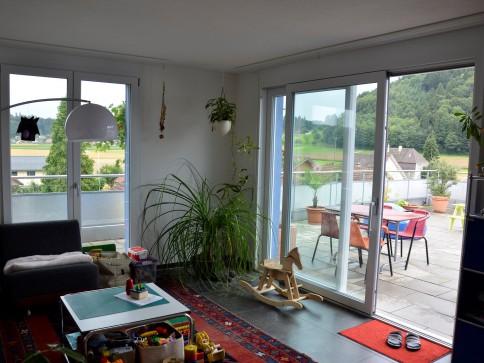 4.5-Zimmer-Attikawohnung mit grosser Terrasse