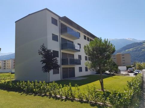 4 pièces 1/2 moderne dans petit immeuble de 7 logements