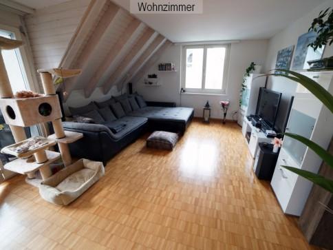 4 Zi-Wohnung naturnah sucht Nachmieter - Für Familien, Paare & Singles