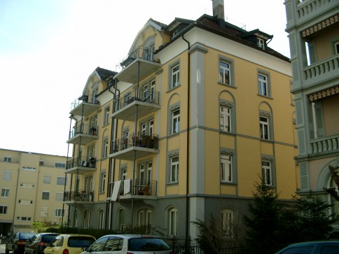 4-Zimmer Wohnung im Jugendstilhaus