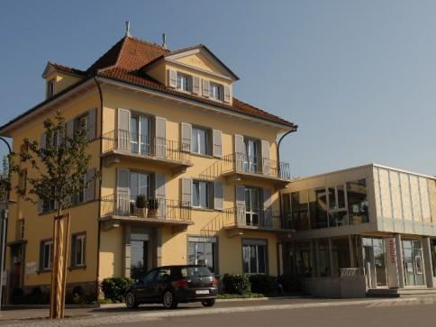 4-Zimmerwohnung an zentraler Lage