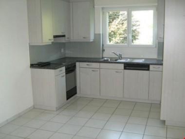 4 Zimmerwohnung mit offener Küche und Balkon