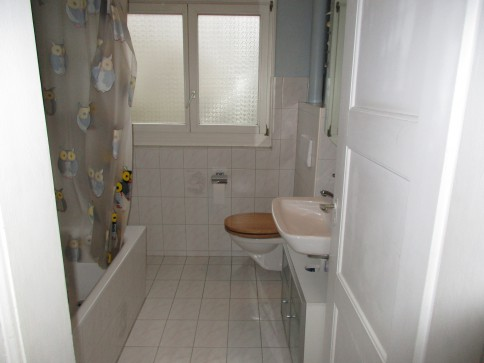 5 1/2 Maisonettewohnung mit eigenem Garten (od. 4 1/2 + 1 sep. Zimmer