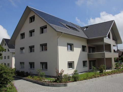 5.5 - Zimmer-Wohnung (Minergie) im 1.OG West mit gedecktem Balkon
