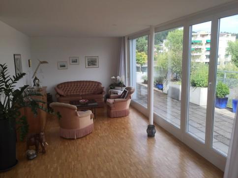 5,5-Zimmer-Attika-Wohnung in Wettingen