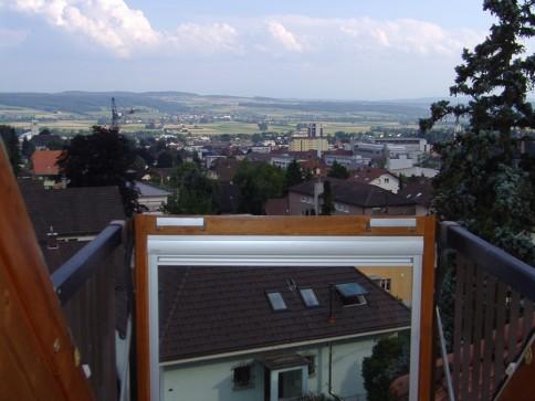5-Zimmer Duplex-Dachwohnung oberhalb Grenchen