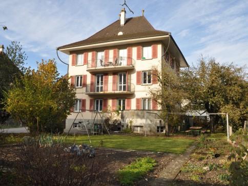 5 Zimmer Wohnung im Zentrum von Langnau