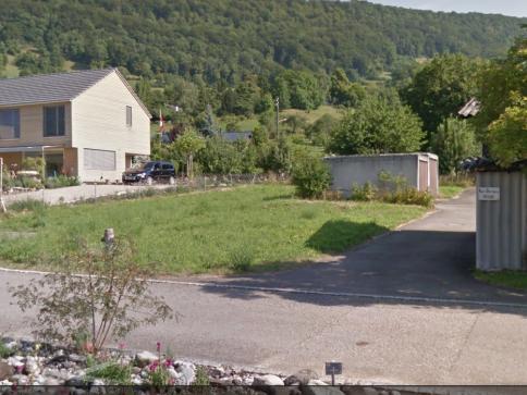 665 m2 Bauland an schöner und ruhiger Lage in Erlinsbach