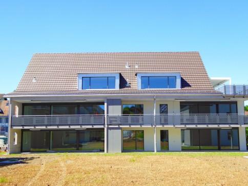 Allerletzte neue 4.5 Gartenwohnung: grosszügig, hell in Weiningen TG