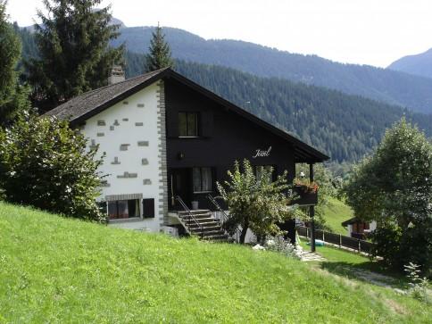 Alpine chic familien chalet mit atemberaubendes Aussicht
