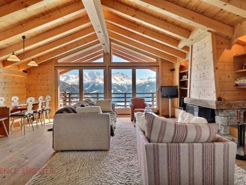 Altiplano 205 - magnifique appartement en duplex aux combles