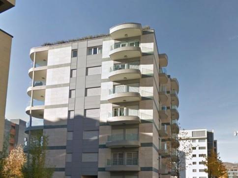Appartamento a Cassarate in stabile de prestigio