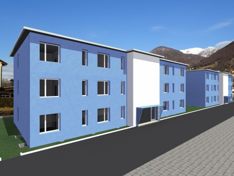 Appartamento nuovo a Gordola
