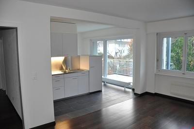 Appartement 2 1/2 pièces quartier des Tilleuls