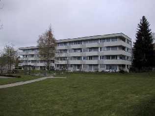 Appartement au rez