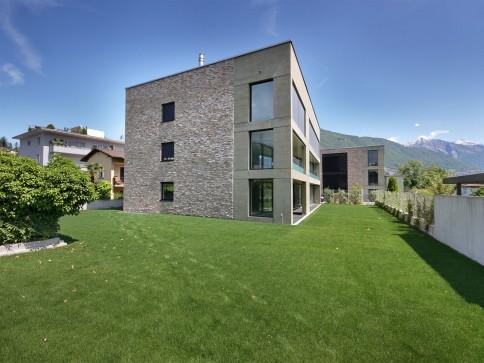 Asconas Komfortzone: außergewöhnliche Gartenwohnung
