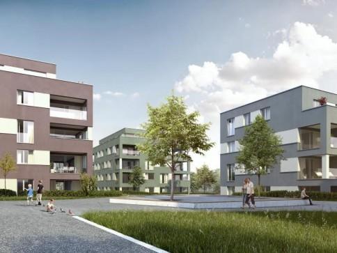 attraktive 2 1/2-Zimmer-Wohnung an zentraler Wohnlage