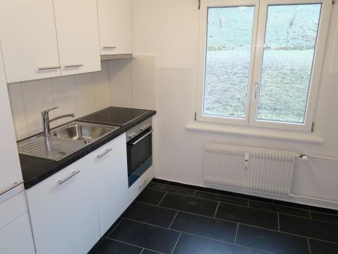 Attraktive 2 Zi. Wohnung mit neuer Küche