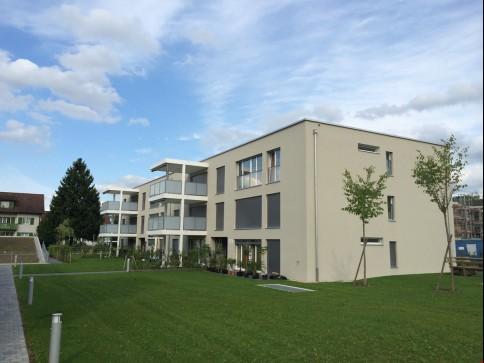 attraktive Gartenwohnung in neuem Quartier