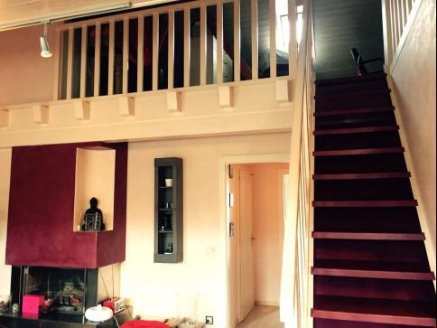 Bel appartement de 4,5 pièces, mezzanine