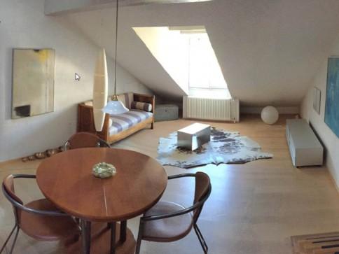 Berner Altstadt - 3-Zimmer-Dachwohnung mit Galerie