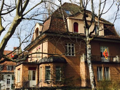 Büro- / Therapie- oder Lagerräumlichkeit in Bern zu vermieten