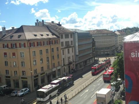 Büroräume an der Effingerstrasse 14 in Bern