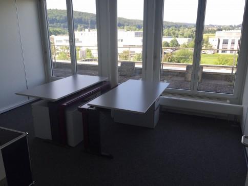 Büroräume mit Dienstleistungssupport (optional)