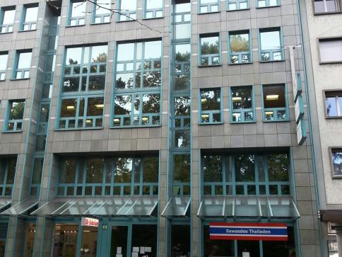 Büroräumlichkeiten im Zentrum von Aarau