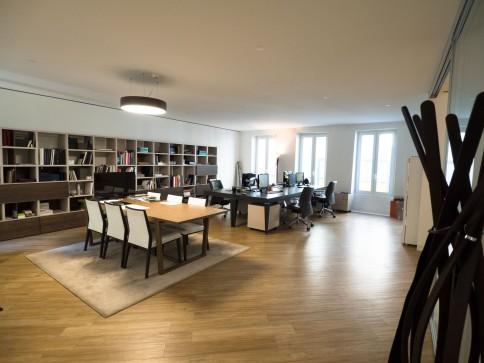 Bureau de standing 110m2 au centre ville de Lausanne