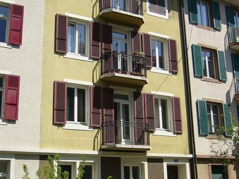 Charmante 3 -Zimmerwohnung im Iselin Quartier