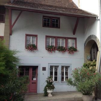 Charmantes Altstadthaus mit Ladenlokal