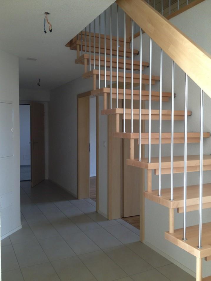 ... BE: Dachwohnung mit Galerie, Estrich 25m2 u. Balkon - ImmoScout24