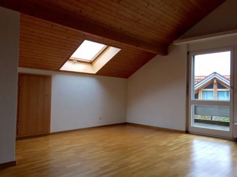 Dachwohnung mit toller Aussicht!