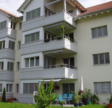 Dachwohnung mit Top-Ausbau