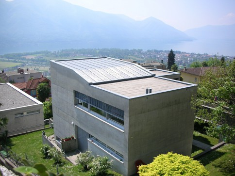 Design Haus im Hang