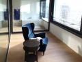 Edle 2.5-Zimmerwohnung mit Abendsonne und Ausblick ins Grüne