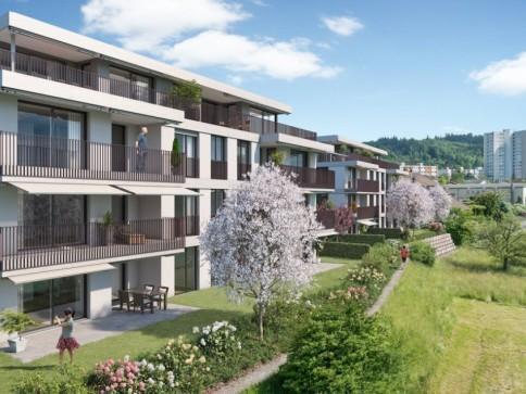 Eigentumswohnungen OBERGRUET, Brugg