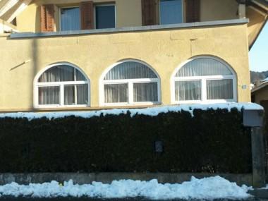 Einfamilienhaus direkt an der Reuss und im Dorfzentrum zu verkaufen