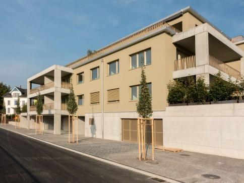 Erstvermietung exklusiver moderner 4.5-Zimmer Wohnungen