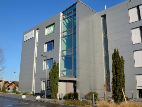 Erstvermietung in modernem Neubau mit Minergie P-ECO Standard