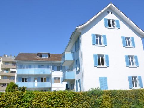 ERSTVERMIETUNG NACH SANIERUNG   grosszügige 3.5-Zimmer-Wohnung